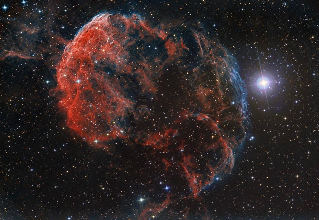 Jellyfish Nebula